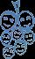 Logo Udruge GROZD